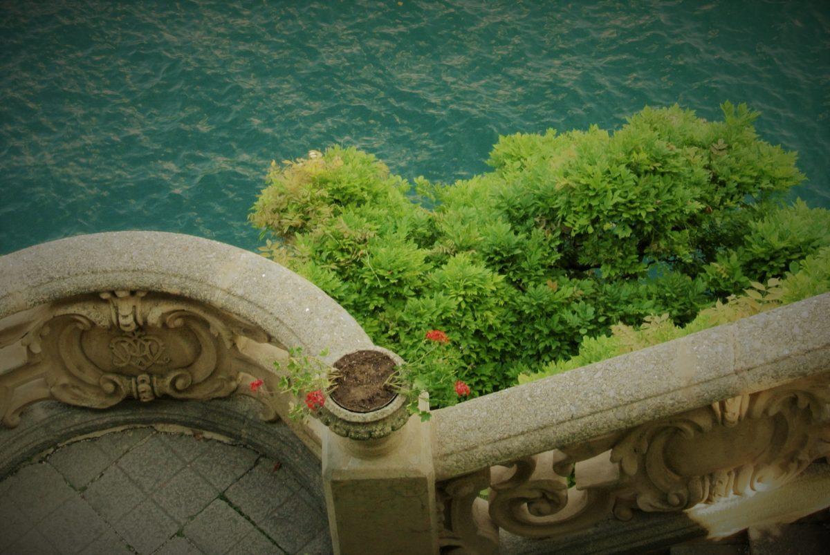 Quella villa del lago di Como